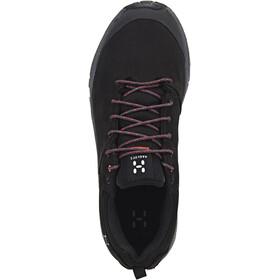 Haglöfs W's Mistral GT Shoes True Black/Dynamite